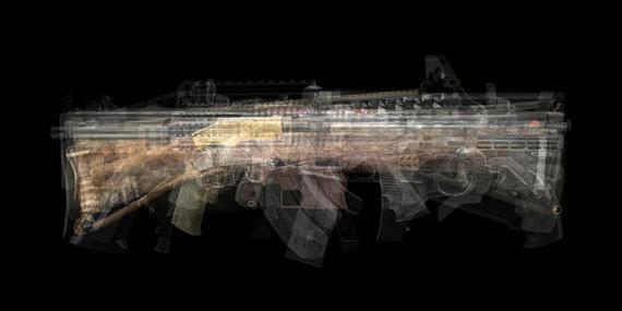 "Susanne Wehr: ""ultraimage – survival rifle"", 2018/19"