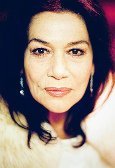 Birgit Kleber: Hannelore Elsner 2008