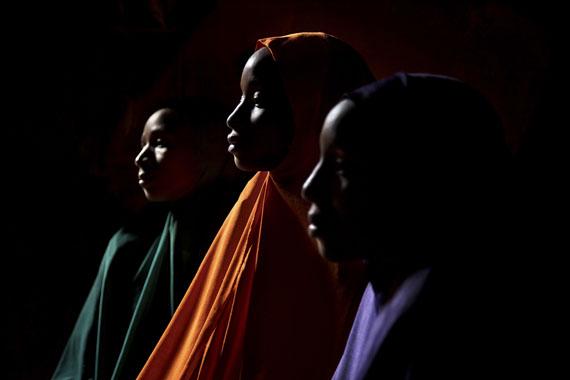 Nigerian Child brides Yagana, Yakaka and Falimata © Stephanie Sinclair