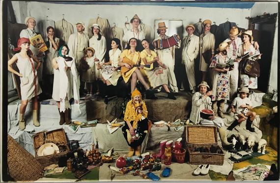 Vita Buivid. Empire in clothes series. Kruschev' Thaw. 2000 © Vita Buivid