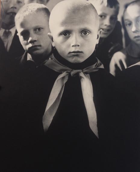 Antanas Sutkus. Pioneer, Ignalina. 1964Courtesy White Space Gallery London