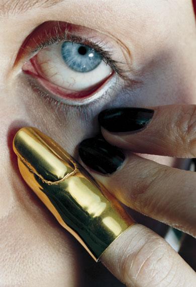 Helmut Newton: American Vogue, Monte Carlo, 1995© Helmut Newton Estate