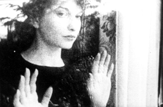 Maya Deren, Alexander HamidFilm-Still aus: Meshes of the Afternoon, USA 1943Mit freundlicher Genehmigung von Light Cone, Paris