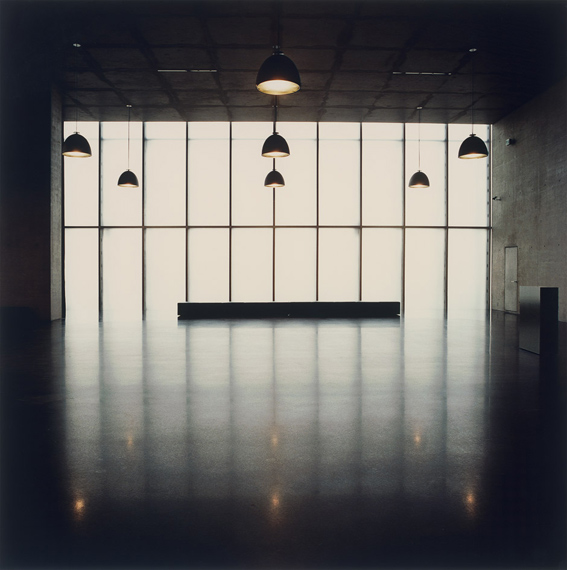 "Lot 4180 Candida Höfer. ""Kunsthaus Bregenz I"". 1999. Chromogenic print"