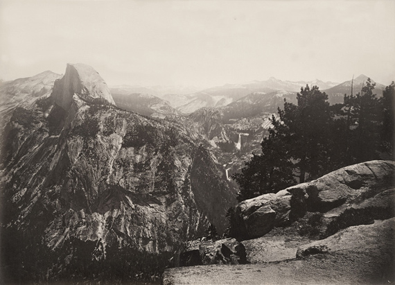 Carleton E. Watkins