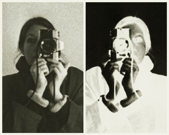 Selfportrait © Tove Kurtzweil