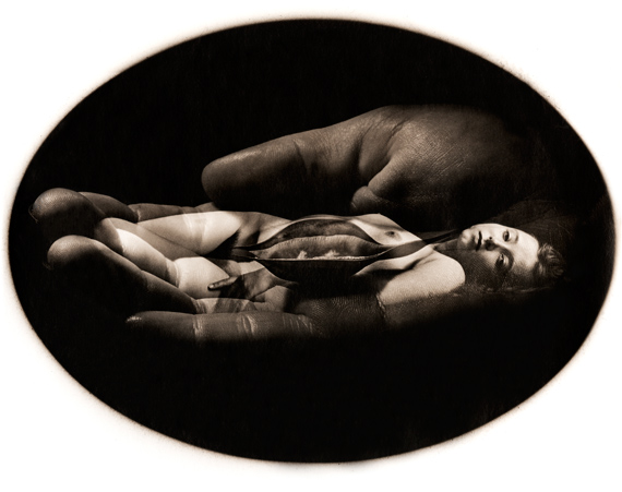 Jerry Uelsmann, Untitled, 1972, Gelatin silver print, 20,3 x 25,4 cm
