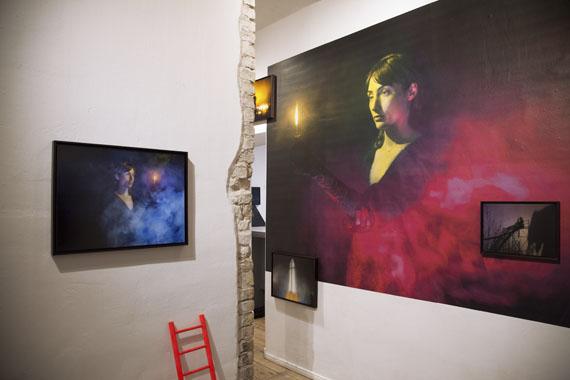 Installationsansicht: Luisa Catucci Galerie, Berlin