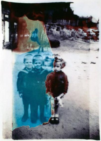 Galina MoskalevaREMINISCENCES OF CHILDHOOD (Belarus, 1989)