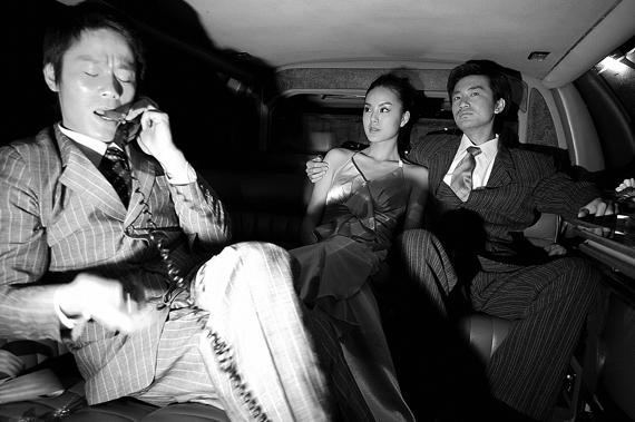 Yang Fudong, Ms. Huang at M. Last Night, 2006 (for Parkett 81)