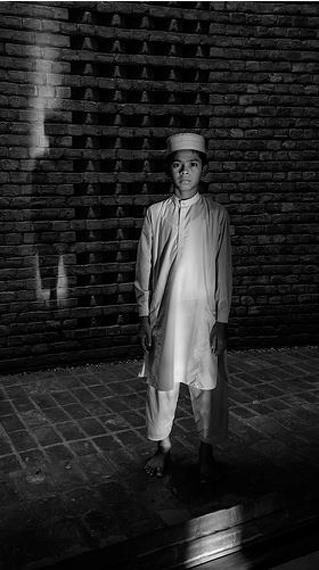 © Shahidul Alam; Boy in Mosque