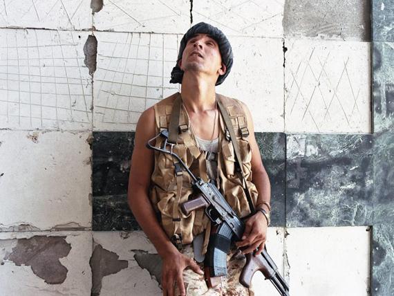 Offensive Day war against ISIS in Sirte,2016© Samuel Gratacap