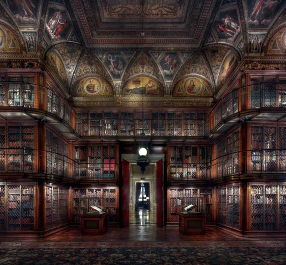 Christian Voigtthe morgan library iii, edition originale de 12 exemplaires + 1ea, 2015Courtesy Bel Air Fine Art