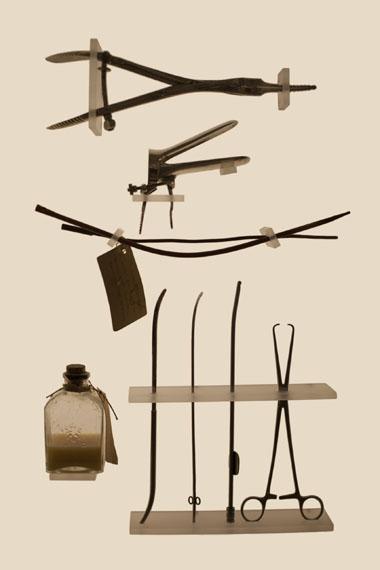 Laia Abril: Illegal Instrument Kit, 2018 © Laia Abril