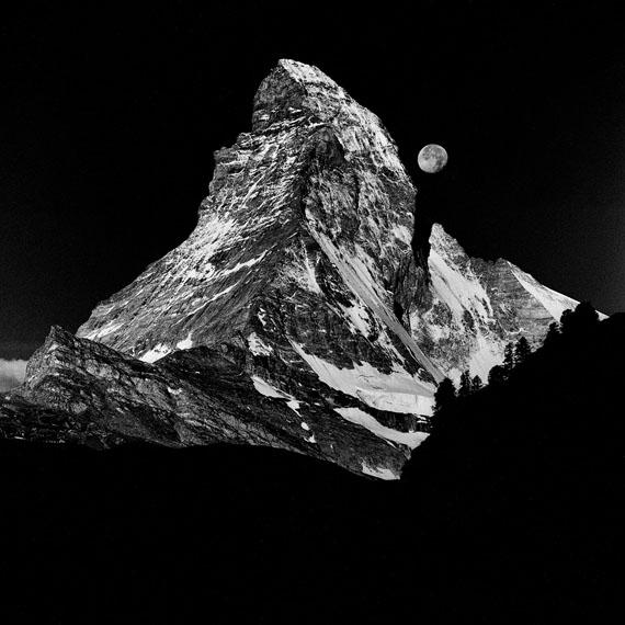 Beat Presser: Matterhorn, Zermatt (Schweiz), 1996
