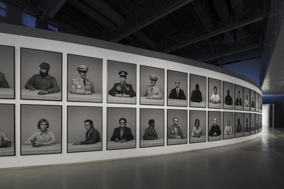Alexander Apostol, Dramatis Personae 201860 photographic portraits