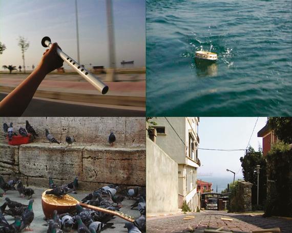 Nevin AladağŞEHİR SESİ ÜÇLEMESİ (ŞEHİR SESİ-I-II-III) / CITY LANGUAGE TRIOLOGY (CITY LANGUAGE-I-II-III), 2009Mini DV on DVD Pal, sesli / stereoCourtesy RAMPA Istanbul