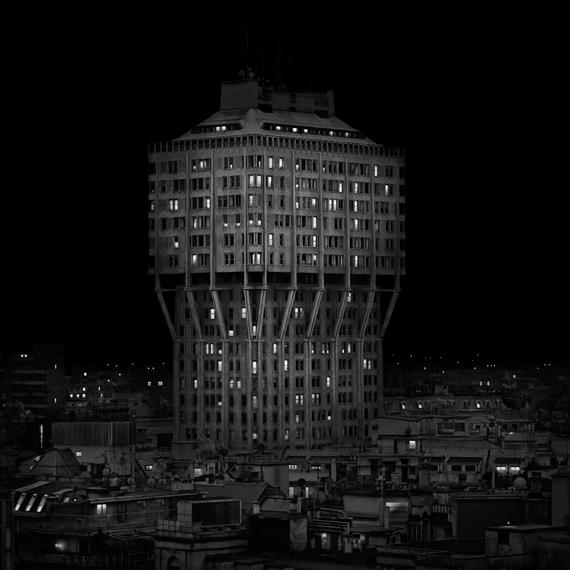 Torre Velasca, Milan © Irene Kung
