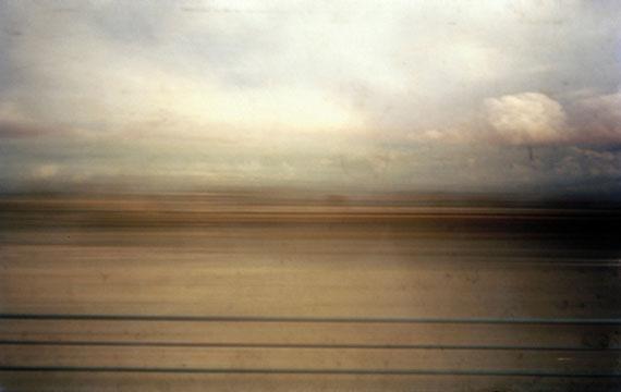 """Karen Stuke: The Journey, aus der Serie """"Wandelhalle – Auf den Spuren von Sebalds Austerlitz"""", 2013"""