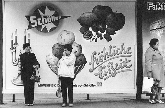 """Dieter Leistner: aus """"WAITING"""", Essen-Karnap, Westdeutschland, 1980"""
