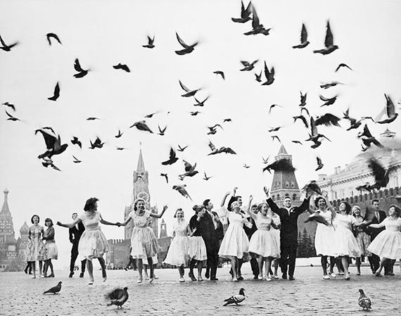 Vladimir LagrangeDoves of peace1962