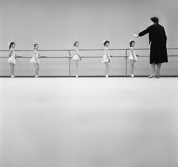 Vladimir LagrangeYoung ballet dancers1962