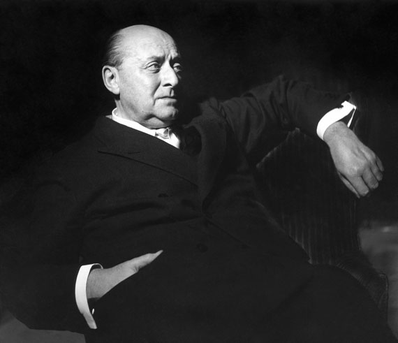 © Liselotte Strelow, 'Gottfried Benn', 1955 - Courtesy Johanna Breede