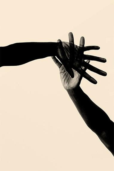 © Paul Cupido, Hands Together (2018)