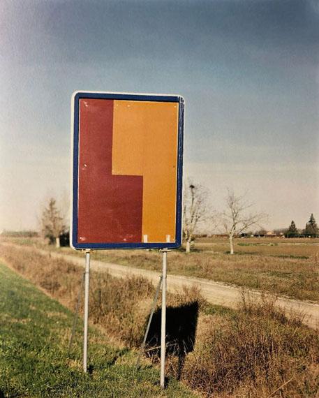Cesare Fabbri: San Gregorio, 2013, C-print