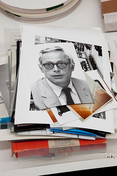 """© Florian Böhm from the Phaidon book: """"Dieter Rams As Little Design As Possible"""" by Sophie Lovell"""
