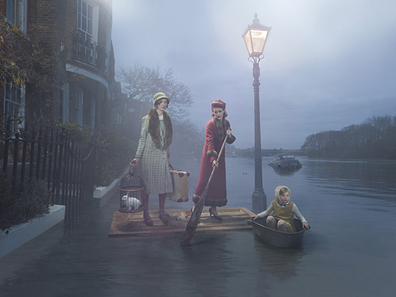 from the series The River Thames © JULIA FULLERTON-BATTEN