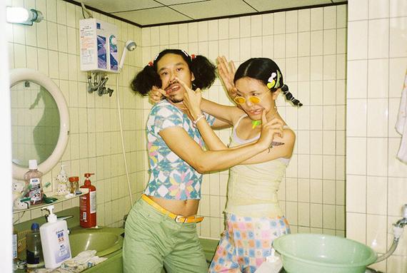 Luo Yang, Chen Nienying & Ho Tingshao, 2019, Hong Kong. Courtesy of the artist.China Pulse 2019