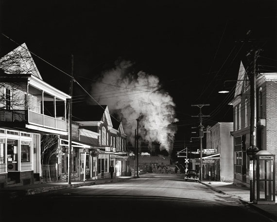 GHOST TOWN, STANLEY, VIRGINIAStanley, Virginia, 1957© O. Winston Link / O. Winston Link Museum, Roanoke, Virginia