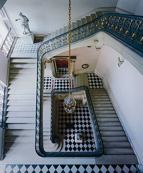 Robert Polidori (B. 1951)Questel Staircase, Château de Versailles, 1985Fujicolor Crystal Archive printEstimate: €12,000-18,000