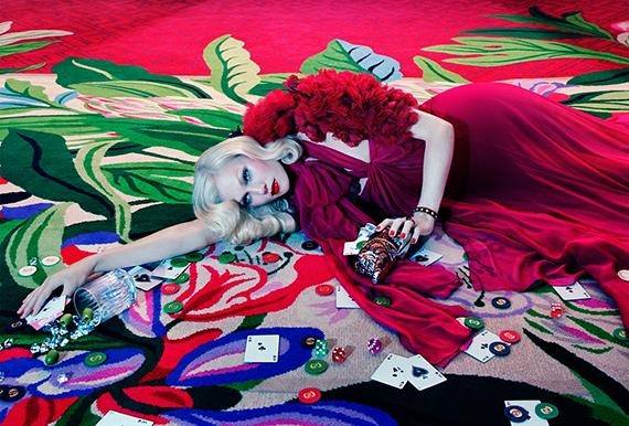 Miles AldridgeThe Rooms #2, 2011©Miles Aldridge / Courtesy of Christophe Guye Galerie