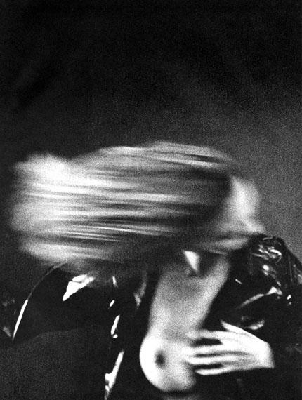 SAM HASKINSNovember Girl, Hair Motion, 1966Vintage gelatin silver print33.1 x 33.7 cm