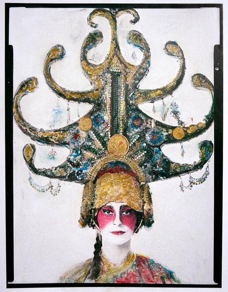WALTER SCHELSRoncalli Circus - Chinese Princess, 1981© WALTER SCHELS