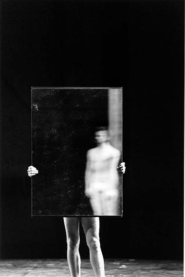 Bernd UhligSasha Waltz Dialoge 1/99, Sophiensäle Berlin 1999© Bernd Uhlig
