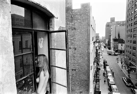 Walter Schels: NEW YORK NUDES Beth, 1970, Pigment Print, 19 x 29 cm