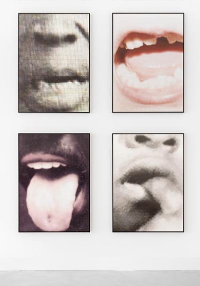 Frida OrupaboUntitled, 2019Fine art print on Hahnemühle Photorag baryta semigloss paper, group of 4 photographsEd. 2/3 + 1AP224.5 x 170.0 Size (cm) 88.4 x 66.9 Size (in)Courtesy Galerie Nordenhake