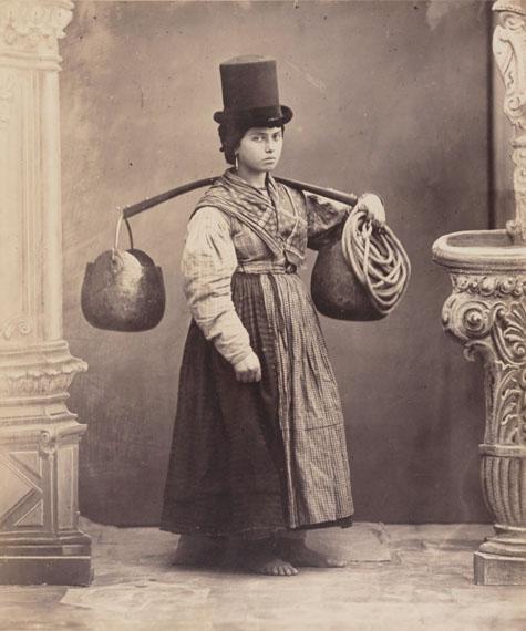 Carlo PontiBigolante, Venezia1860er31.20 x 26.20 cmAlbuminabzug