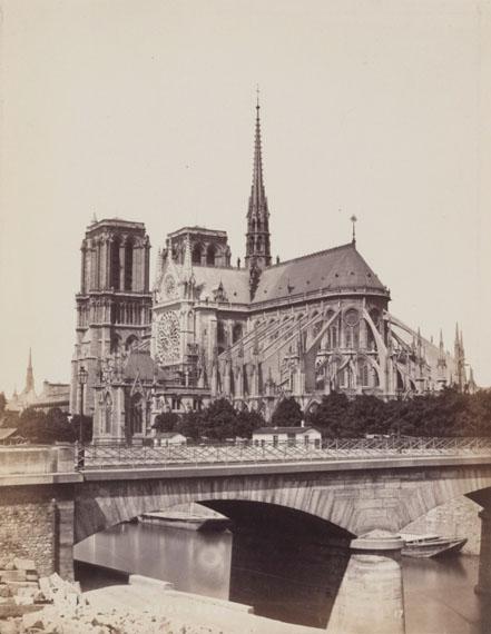 Achille QuinetNotre Dame [17]c. 186819.00 x 24.70 cmAlbuminabzug