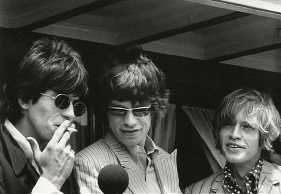 The Rolling Stones, New York, 1966© Paul McCartney/Fotografin Linda McCartneyCourtesy Sammlung Reichelt und Brockmann