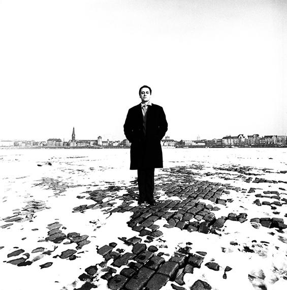 Lothar Wolleh: Gerhard Richter © Oliver Wolleh, Berlin