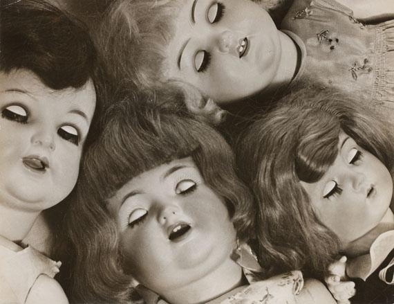 Ruth Jacobi: Puppen, 1929© Jüdisches Museum Berlin