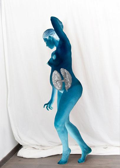 "Medusa, 2014. From the series ""The Modern Spirit is Vivisective"" © Francesca Catastini"