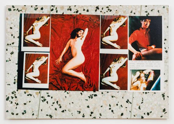 Elke Silvia KrystufekDay Dream Series, 1996 Farbfotografien, montiert auf Karton70 × 100 cm | 27 1/2 × 39 3/8 in.Courtesy of the artist and Croy Nielsen, Vienna