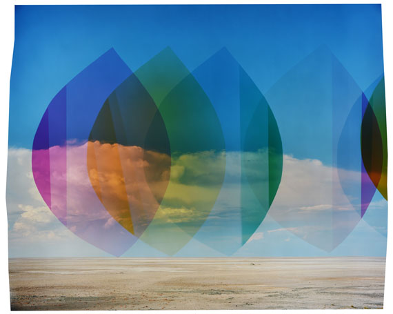 Chloe SELLSShadow At Morning, 2017C-type print93,5 x 113 cmUnique© Chloe Sells / Galerie Miranda