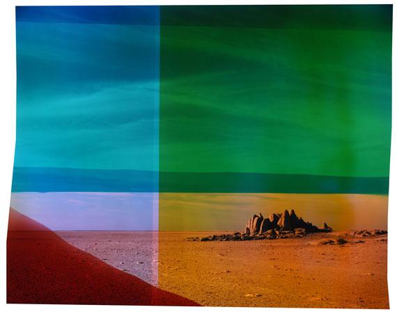 Chloe SELLSThe Turning away, 2017C-type print93,5 x 113 cmUnique© Chloe Sells / Galerie Miranda