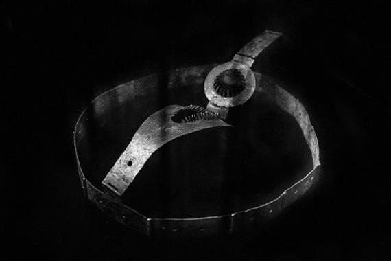 Charsity Belt, 2019, On Rape © Courtesy Laia Abril & Galerie Les filles du calvaire